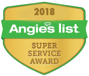 Tulsa Siding Angie's List Super Service Awards